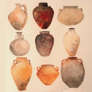 WATERCOLOUR CERAMICS